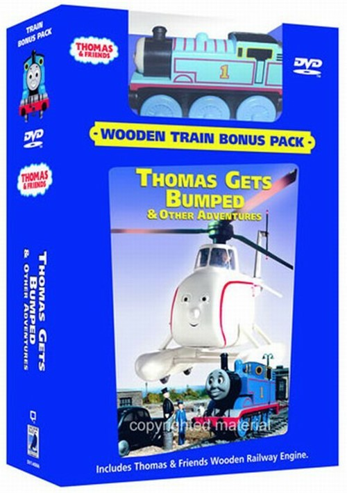 Thomas & Friends: Thomas Gets Bumped & Other Adventures (with Train)