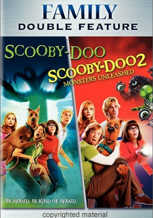 Scooby-Doo / Scooby-Doo 2: Monsters Unleashed (Double Feature)