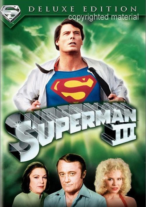 Superman III: Deluxe Edition