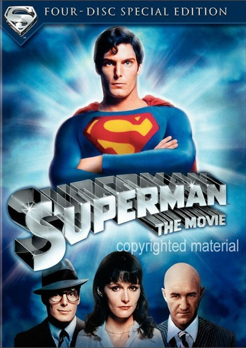 Superman: The Movie - Special Edition (4 Disc)