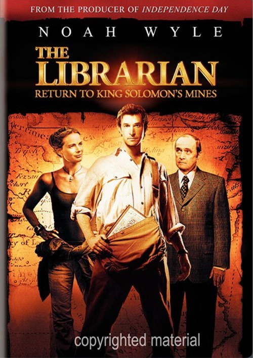 Librarian, The: Return To King Solomons Mines