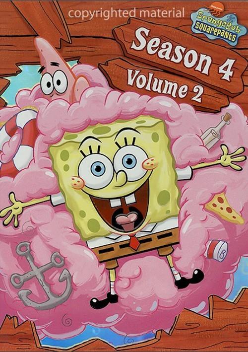 SpongeBob SquarePants: Season Four - Volume 2