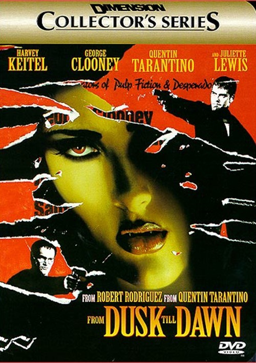 From Dusk Till Dawn: Collectors Series (2-Disc)