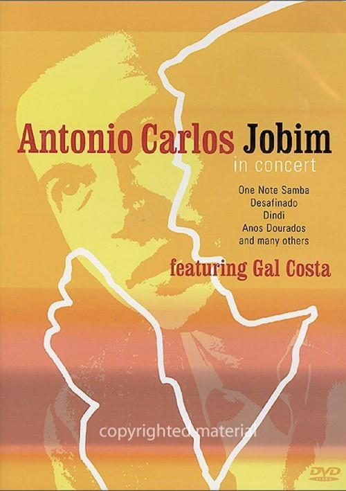 Antonio Carlos Jobim: In Concert