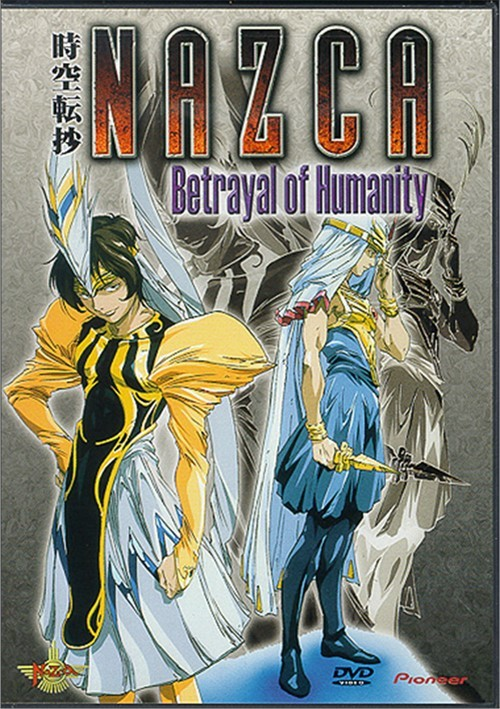 Nazca #3 - Betrayal Of Humanity