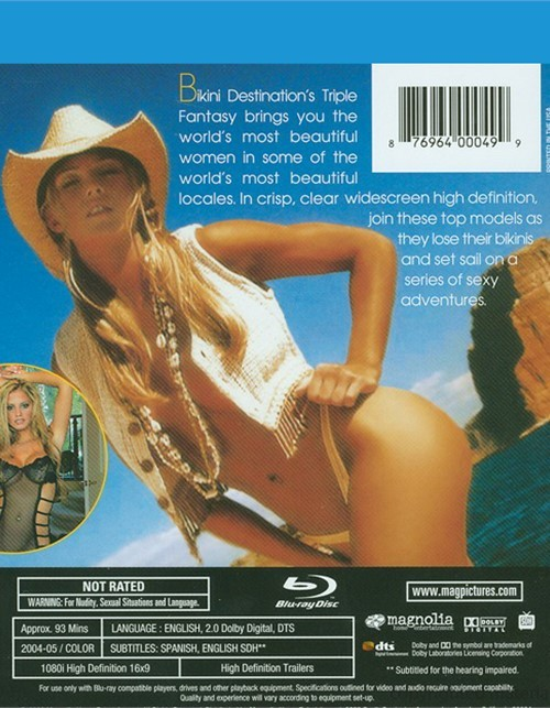 bikini destination dvd