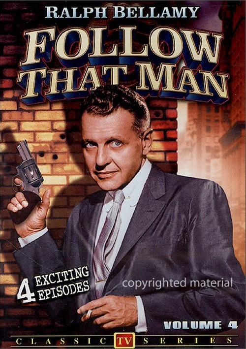 Follow That Man: Volume 4