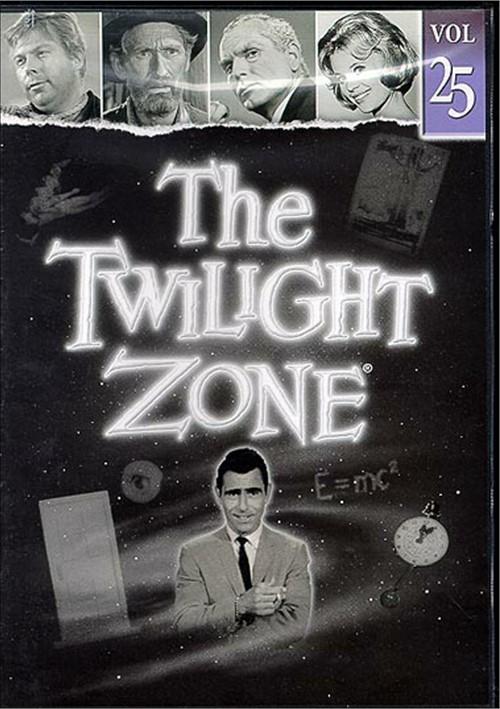 Twilight Zone, The: Volume 25