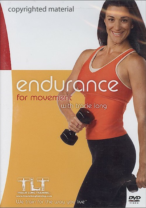 Tracie Long Training: Endurance For Movement with Tracie Long