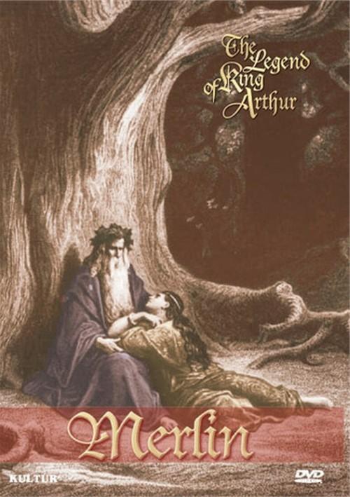 Legends Of King Arthur, The: Merlin
