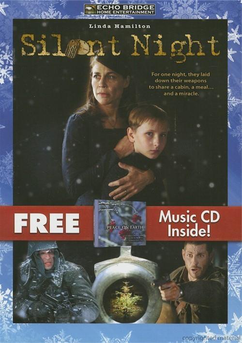Silent Night (With Bonus Music CD)