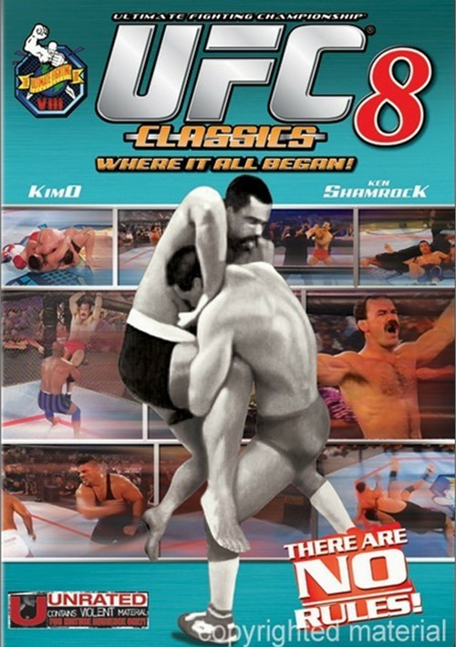 UFC Classics: Volume 8