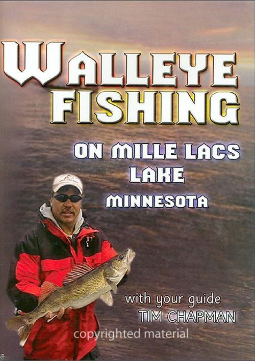 Walleye Fishing On Mille Lacs Lake Minnesota
