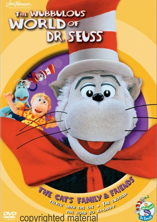Wubbulous World Of Dr. Seuss, The: The Cats Family And Friends
