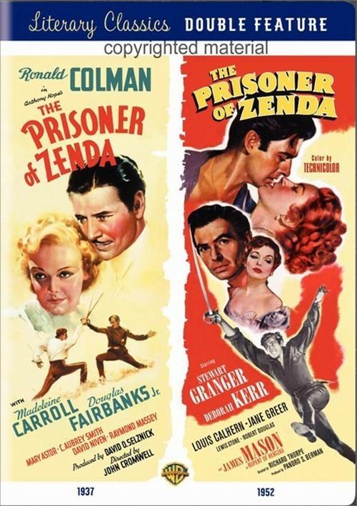 Prisoner Of Zenda (1937 & 1952 Versions)