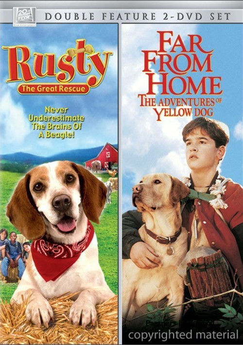 Rusty The Great Rescue / Far From Home (Double Feature)