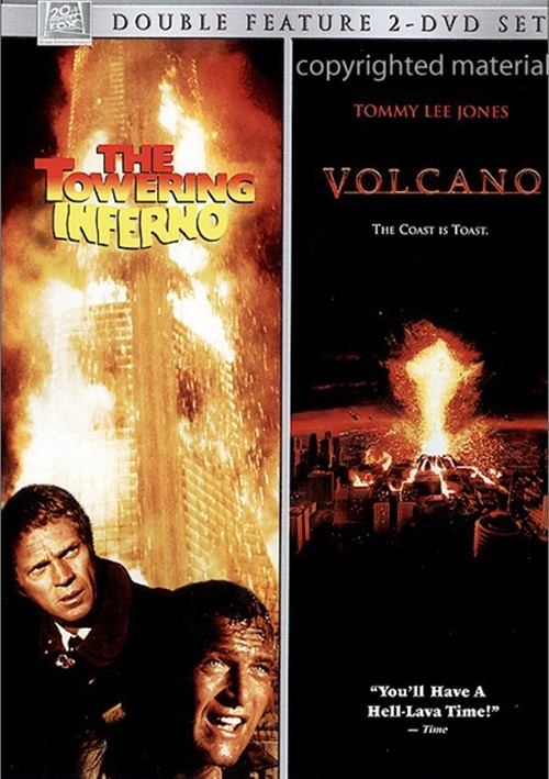 Towering Inferno / Volcano (2 Pack)