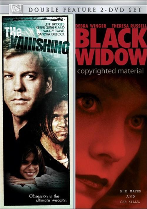 Vanishing, The / Black Widow (2 Pack)