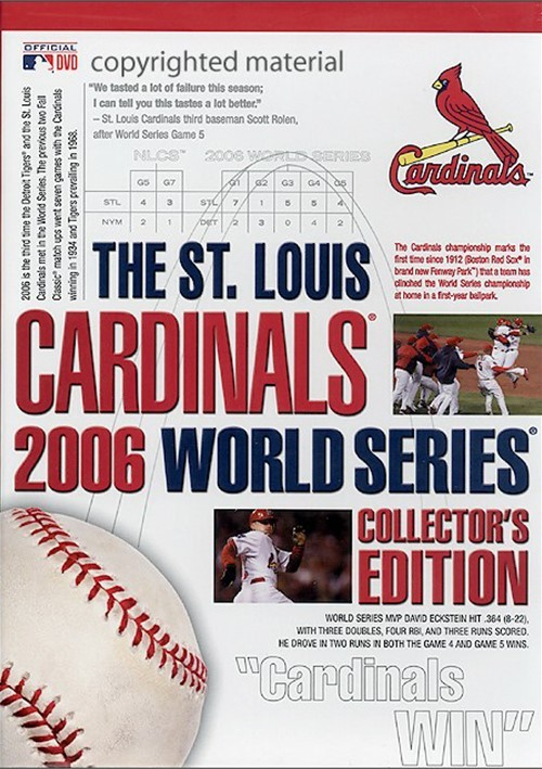 St. Louis Cardinals: 2006 World Series Collectors Edition