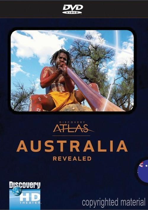 Discovery Atlas: Australia Revealed