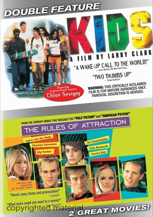 Kids / The Rules Of Attraction (Double Feature)
