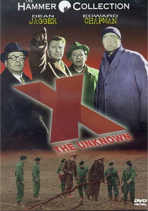 X-The Unknown