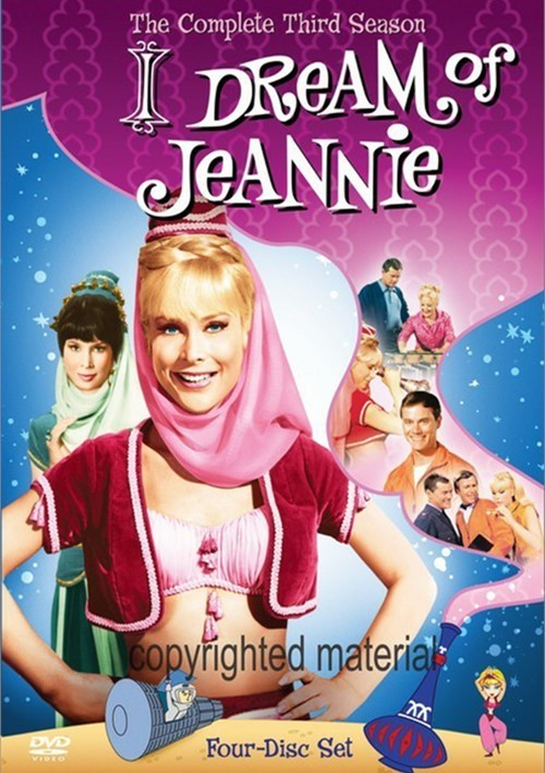 I Dream Of Jeannie: The Complete Third Season (Color)