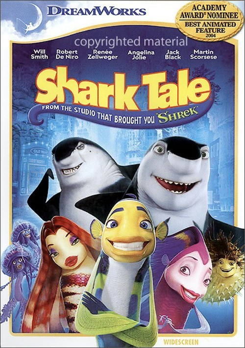 Shark Tale / Antz (2 Pack) (DVD) | DVD Empire | 500 x 709 jpeg 144kB