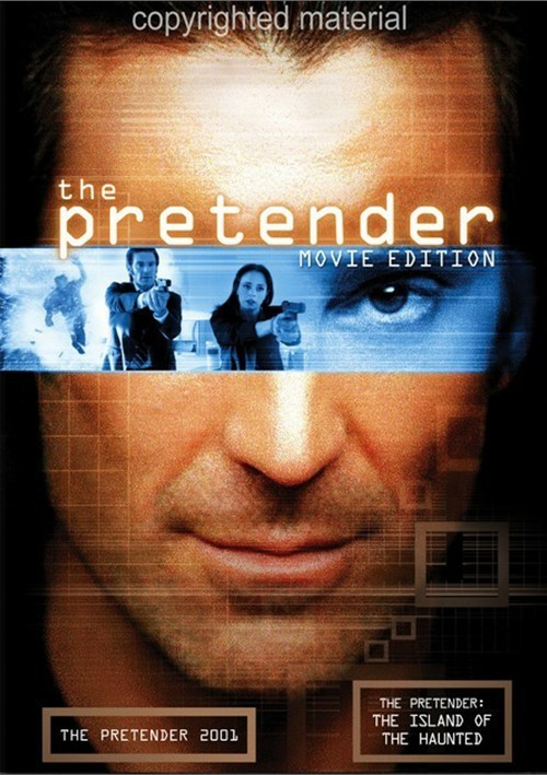 Pretender Movie Edition, The: The Pretender 2001 / Pretender, The: Island Of The Haunted (Double Feature)