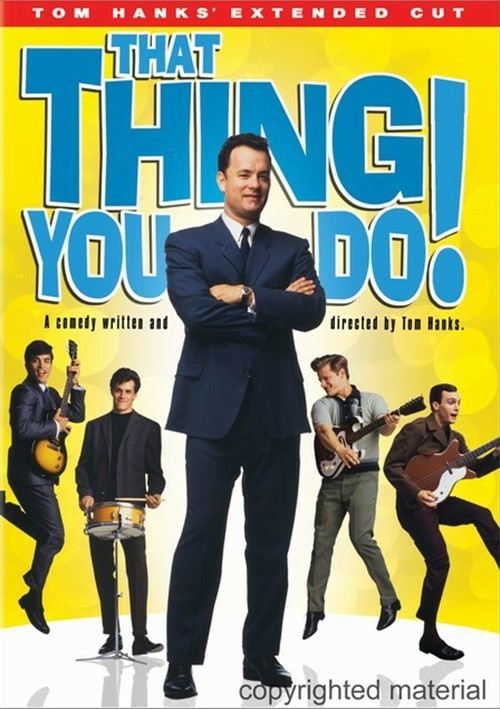 That Thing You Do!: Tom Hanks Extended Cut