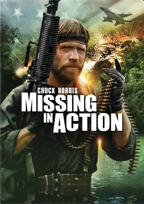 Missing In Action (Repackage)