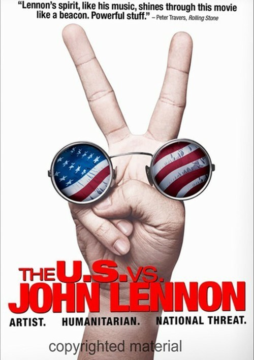 U.S. Vs. John Lennon, The