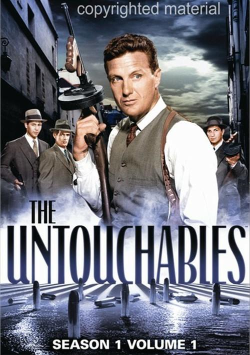 Untouchables, The: Season 1 - Volume 1