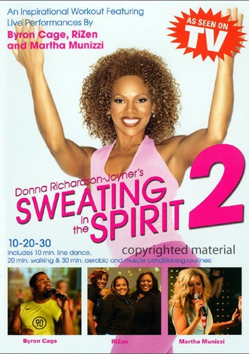 Donna Richardsons Sweating In The Spirit 2