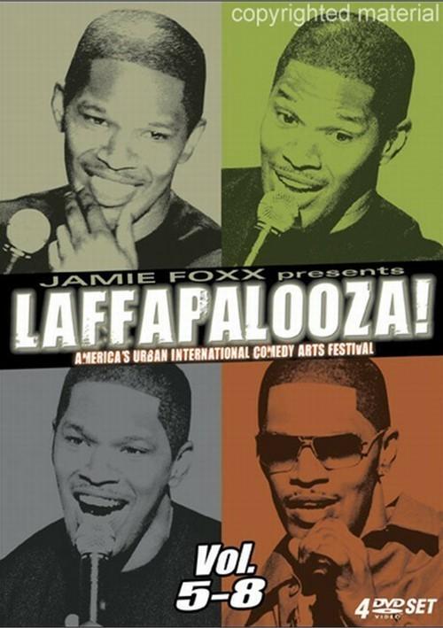 Laffapalooza!: Volumes 5 - 8