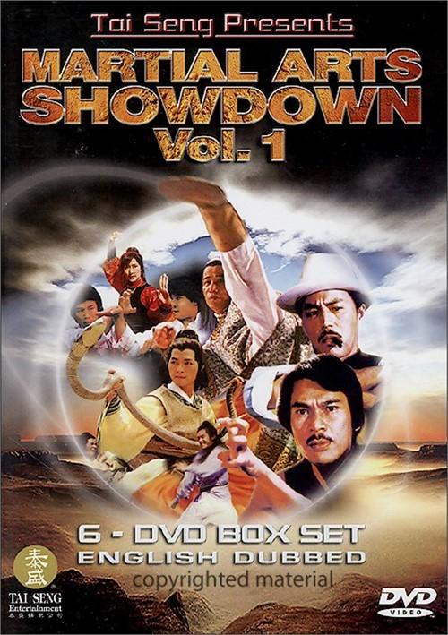 Martial Arts Showdown: Volume 1