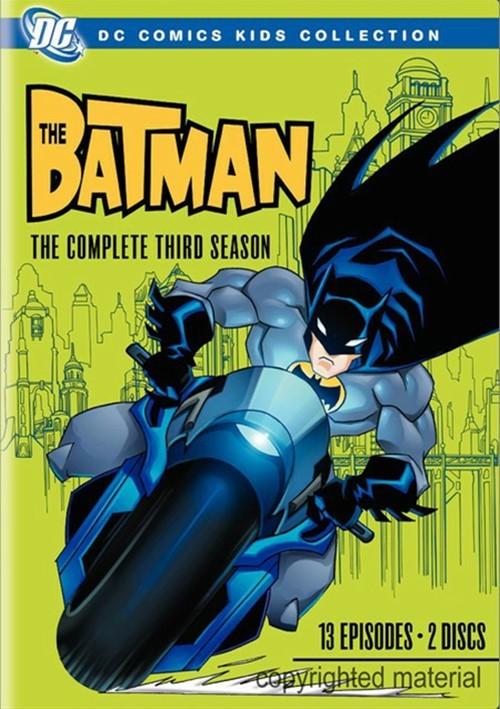 Batman, The: The Complete Third Season