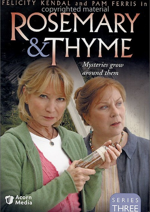 Rosemary & Thyme: Series 3