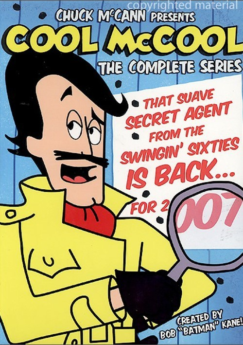 Cool McCool: The Complete Series