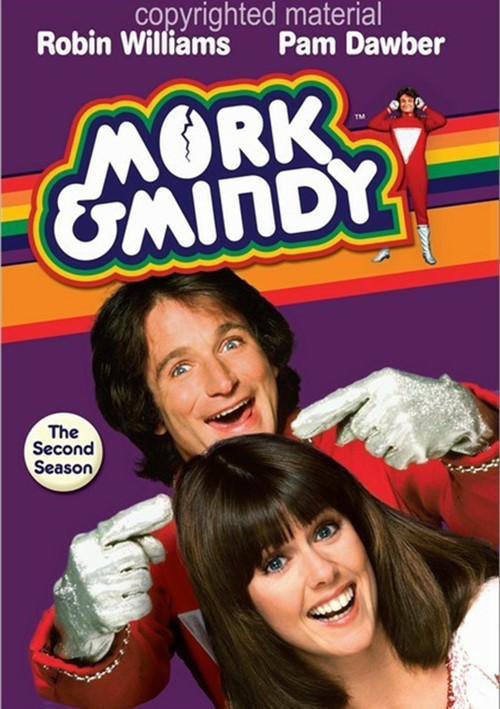 Mork & Mindy: The Second Season
