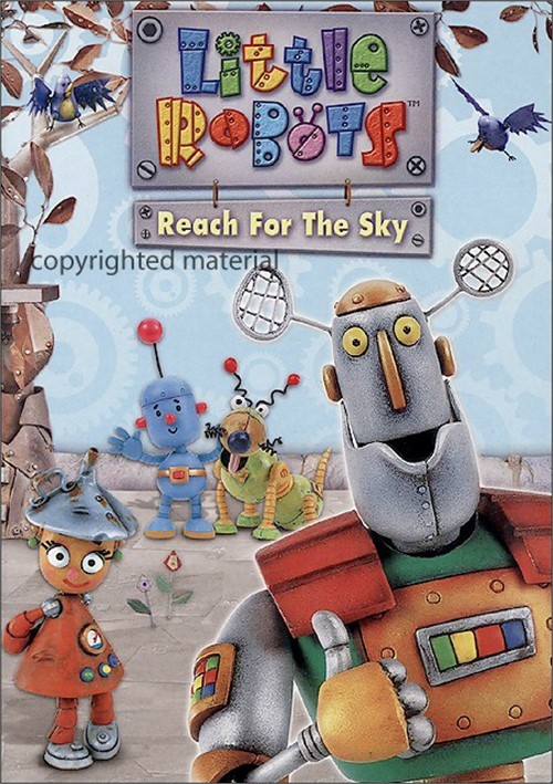 Little Robots: Reach For The Sky