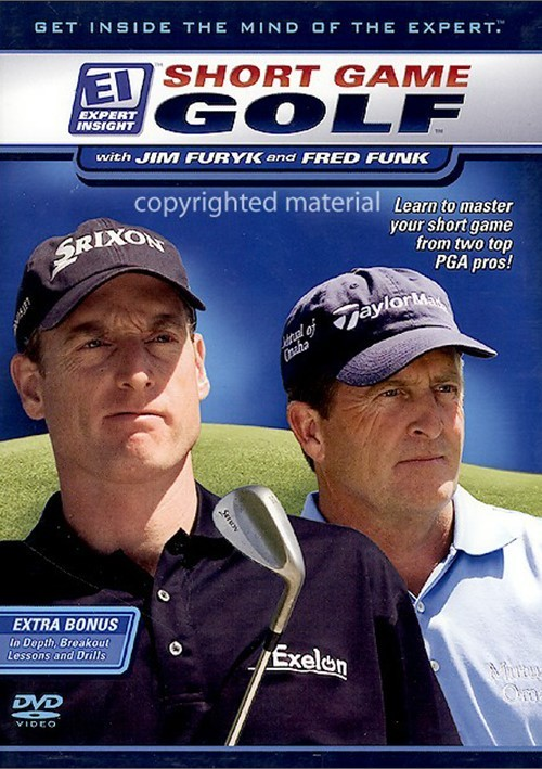 Short Game Golf With Jim Furyk And Fred Funk