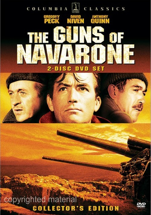 Guns Of Navarone, The: Collectors Edition