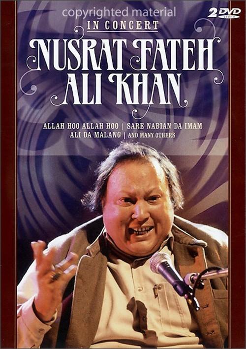 In Concert: Nusrat Fateh Ali Khan