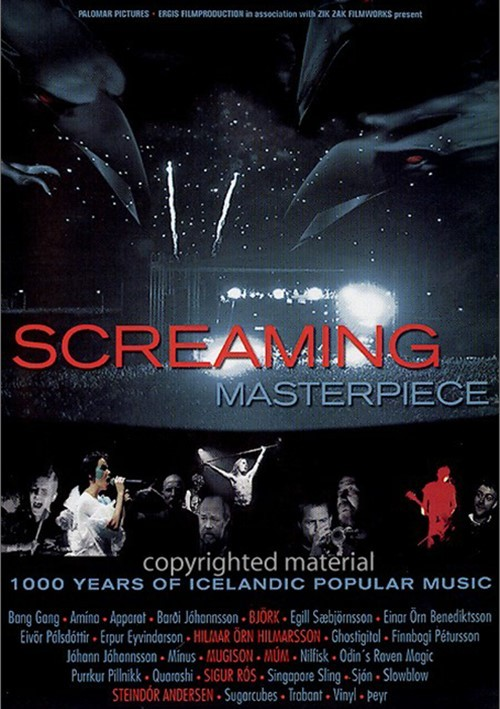 Screaming Masterpiece