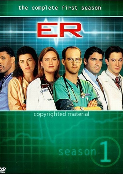 ER: The Complete Seasons 1 - 7