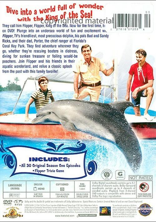 Flipper Dvd