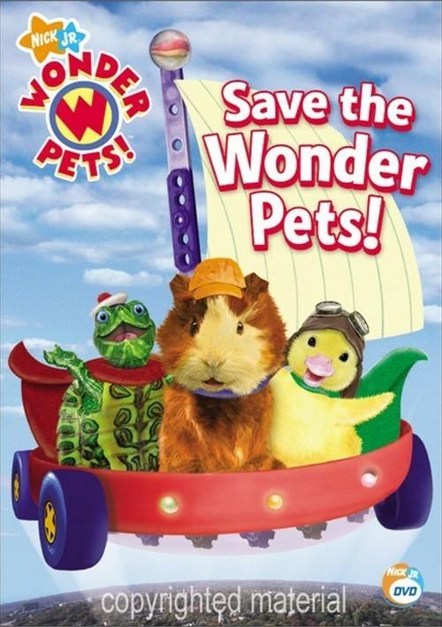 Wonder Pets: Save The Wonder Pets!