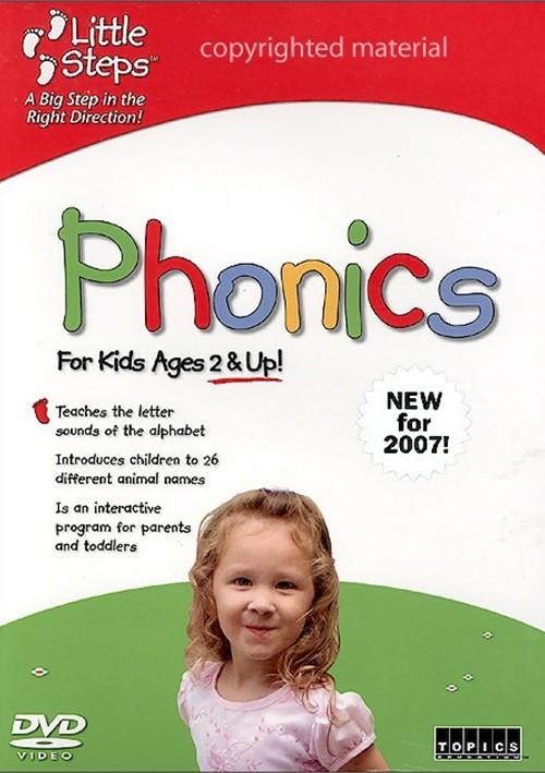Little Steps: Phonics