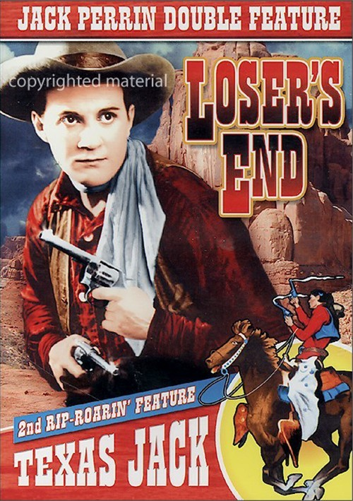 Losers End/Texas Jack (Double Feature)